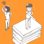 「本を読む人だけが手にするもの」