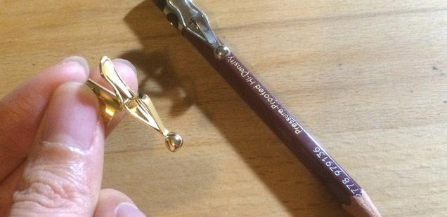 鉛筆ライフを楽しくする文房具