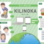 「KILINOKA」イラストレーションを製作させていただきました