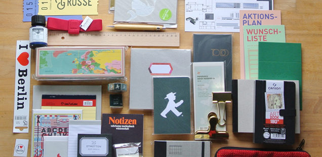 ドイツ文房具のご紹介